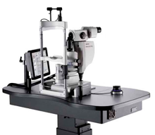 Láser fotocoagulador Pascal Streamline 577 de Topcon Medical Systems